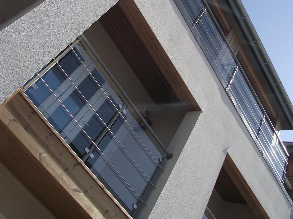 flat balcony