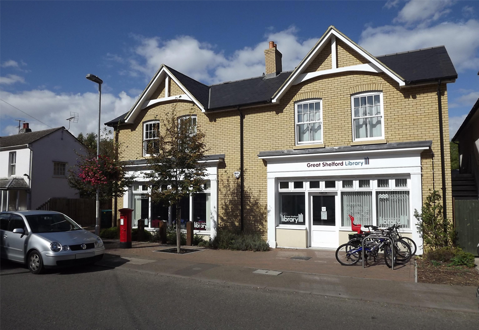 shelford library building